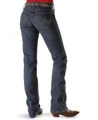 Wrangler Jeans - Women's Q-Baby Ultimate