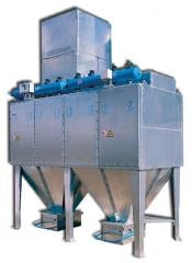 FMC Dust Collector