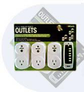 Indoor Wireless Remote Outlets