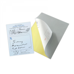 "K1 Carbonless Prescription Paper - 8.5"" x"