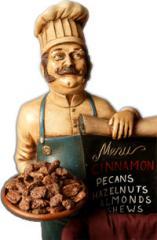 Guajillo Honey Pecans & Almonds