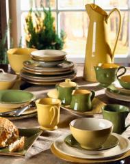 Casual Designer Dinnerware