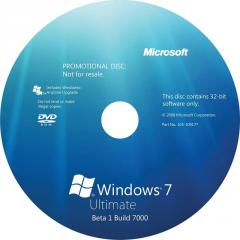 Window 7 Software