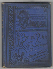 Punch, Brothers, Punch (Item #: 4151) Mark Twain