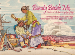 Beauty Beside Me, Stories of My Grandmother's Skirts Book