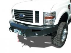 ICI Magnum Winch Front Bumpers Black Finish
