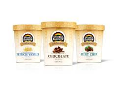 Double Rainbow Organic Ice Cream