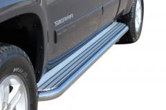 ICI Aluminum Top Nerf Running Boards