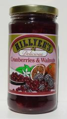 Hillyer's Cranberries & Walnuts