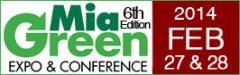 MiaGreen 2014 Expo & Conference 6th Edition