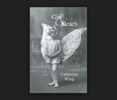 Gin & Bleach By Catherine Wing Book