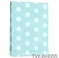Art-to-Heart Blue Polka Dot Tea Towel