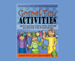 Gospel Fun Activities by Mary H. Ross Book