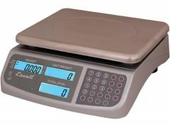 13-lb. C-Series Digital Scale by Escali