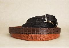 Hornback Alligator Belts