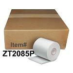 57mm (2-1/4) x 85' 1-Ply Thermal Paper 72 Rolls BPAfree