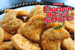 Chiken Breast Nuggets