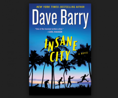 Insane City By Barry, Dave Book