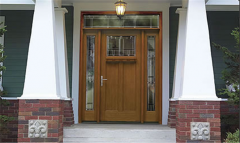 American Style Collection Fiberglass Entry Doors
