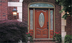Classic-Craft Mahogany Entry Doors