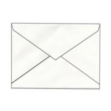Crane's Lettra Envelopes Pearl White 4-Bar