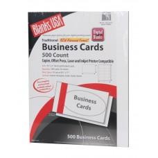 Business Cards 10-Up (Light Cardstock)