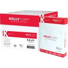 Kelly Copy 20lb. (98 Brightness) Paper