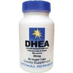 DHEA 50 Supplement