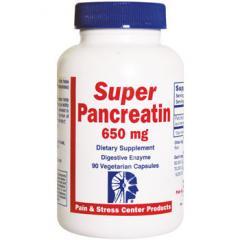 Super Pancreatin Supplement