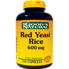 Red Yeast Rice Supplement