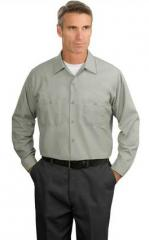 CornerStone® - Long Sleeve Industrial Work Shirt
