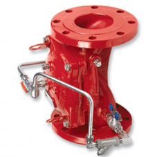 FP 405-11 Locally Operated Monitor Valve