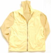 Supplex/Microfleece Vest