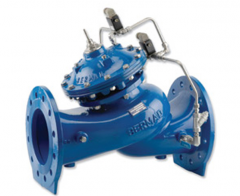 Model 710-B Powered Opening Solenoid Controlled Valve