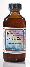 Chill Out Herbal Tincture - 4 oz.