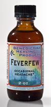 Feverfew Cold and Flu Herbal Remedy - 2 oz.