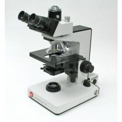 Leitz Laborlux D Biological Trinocular Microscope, Complete