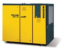 Helium Rotary Screw Compressors, 25-650 hp