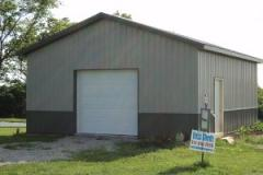 Ranch Style Garages