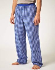Calvin Klein Flannel Check Loungepant
