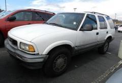 1997 GMC Jimmy 4dr 4x4