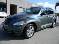 2003 Chrysler PT Cruiser 4dr Front-wheel Drive Limited