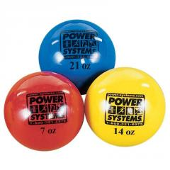 Power Throw-Ball Softball Medicine Ball 14ounce