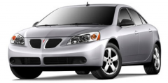 Pontiac G6 G6 GT Sedan Car