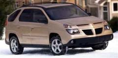 Pontiac Aztek SUV
