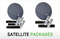 Satellite Packages: Satellite AV provides discounted pricing to volume resellers and self-supporting Free to Air
