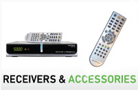 Receivers and Accessories