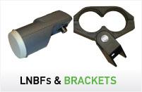 LNBFs and Brackets