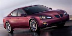 Pontiac Grand Prix Car