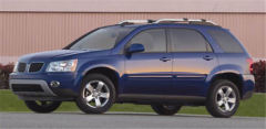 Pontiac Torrent SUV